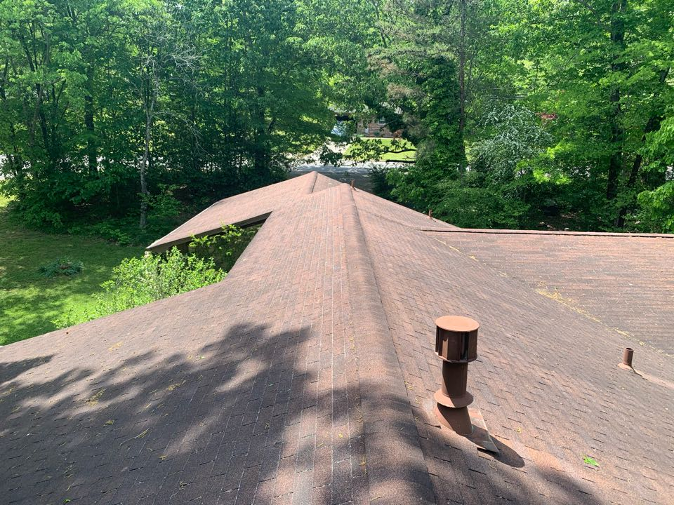 Irondale, AL - Measured to replace three tab shingle roof with metal roof.