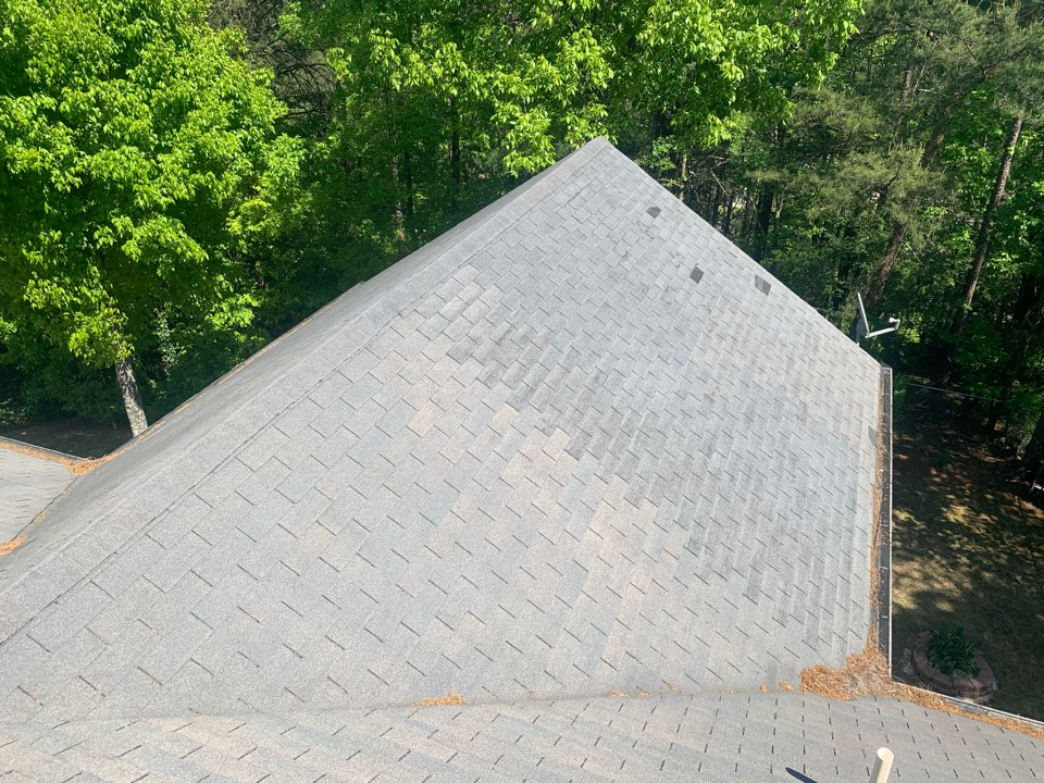 Center Point, AL - Measured to replace three tab shingle roof.