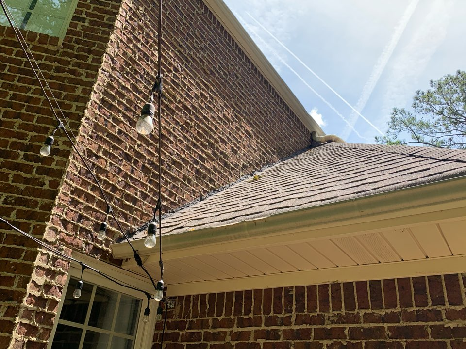 Homewood, AL - Measured to replace bad flashing.
