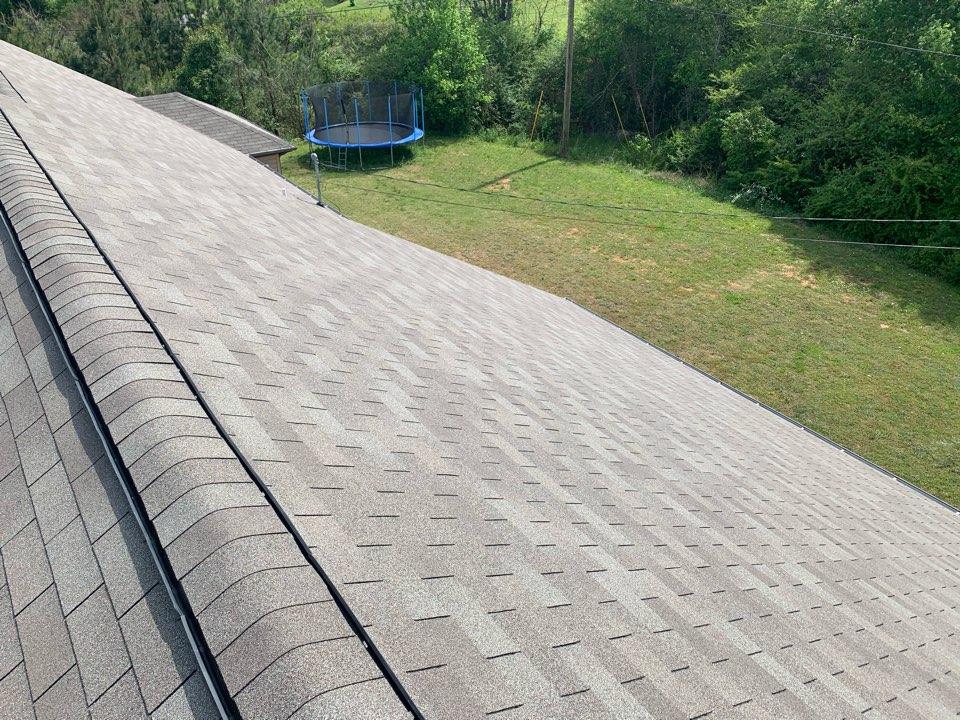 Springville, AL - Inspected roof for hail damage.