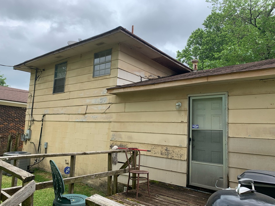 Birmingham, AL - Need roof and siding