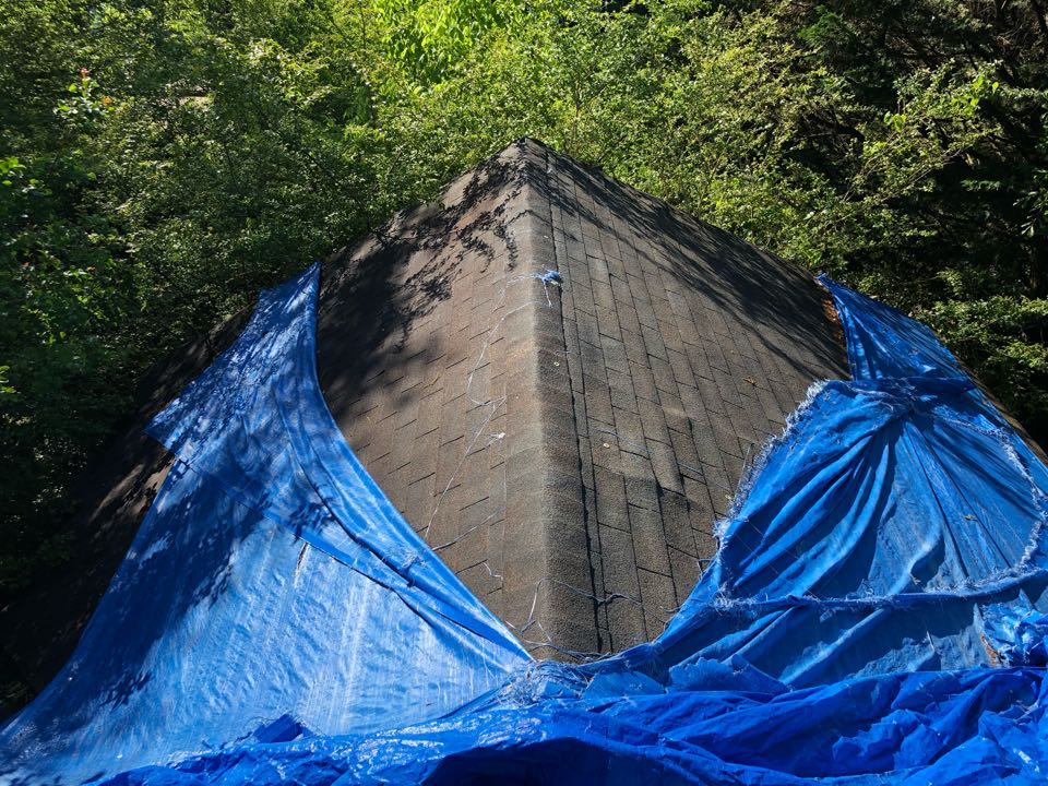 Pinson, AL - Measured for a new shingle roof replacement