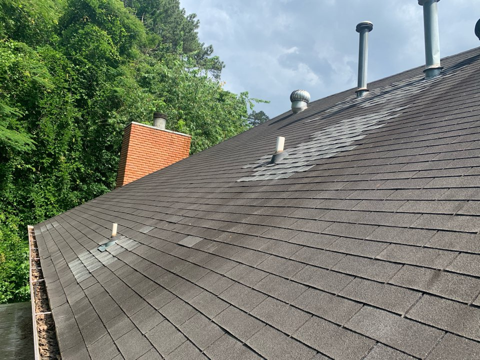 Vestavia Hills, AL - Measured to replace three tab shingle roof.