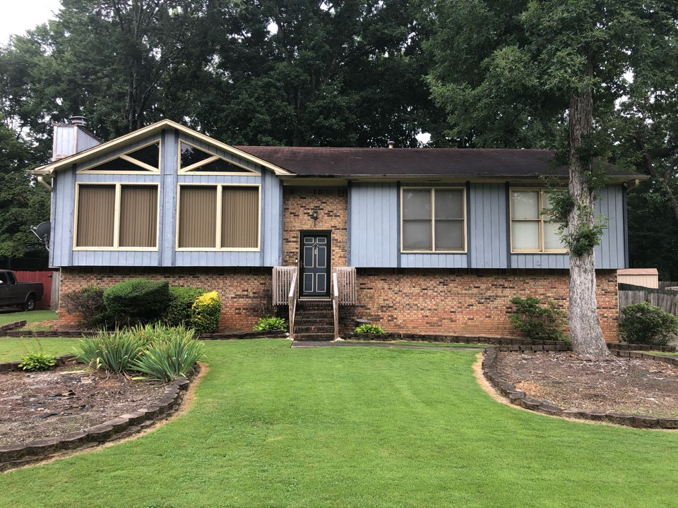 Birmingham, AL - Measured for a new shingle roof replacement