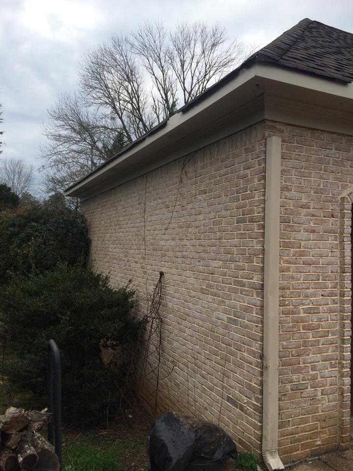 Indian Springs Village, AL - Replace gutters