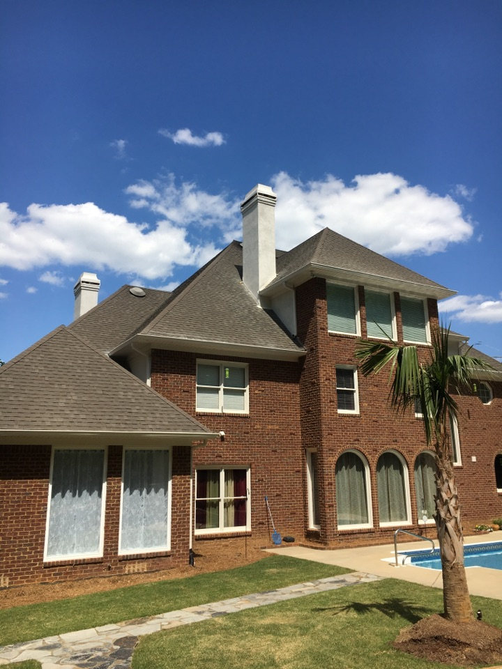 Indian Springs Village, AL - Planning a roof replacement project includes accounting for all details