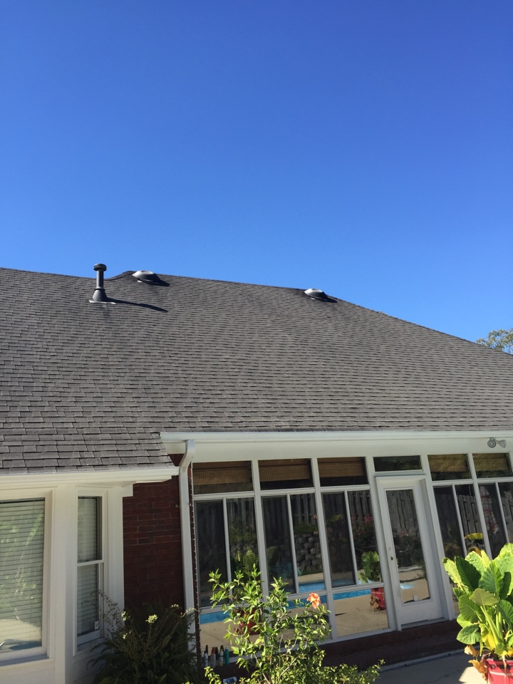 Trussville, AL - Checking to install new skylights