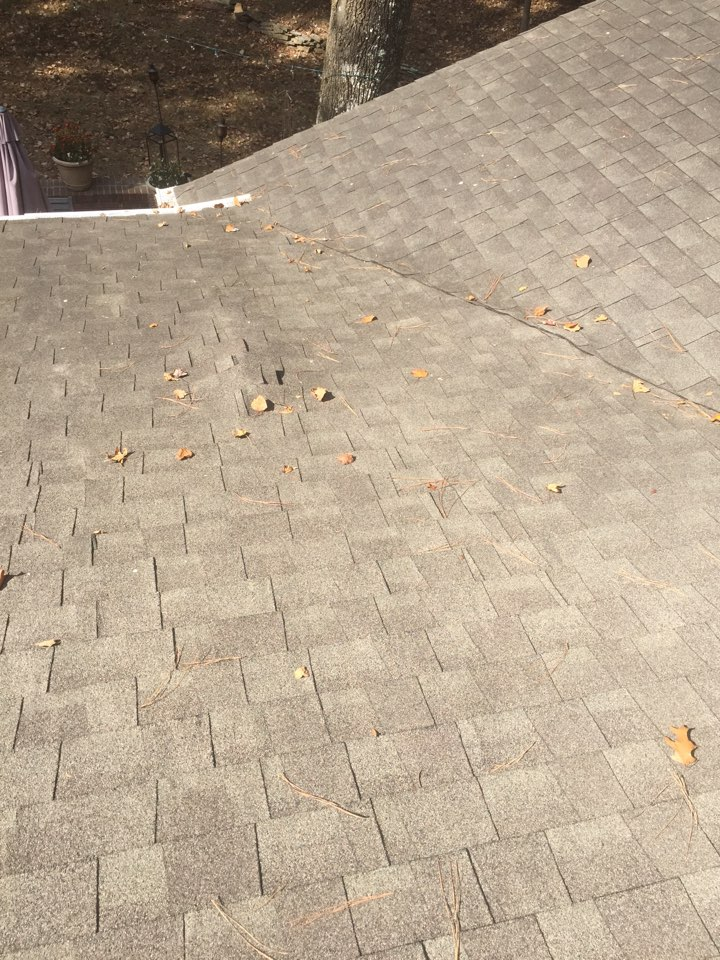Birmingham, AL - Estimate for replacing bucked plywood decking on the roof