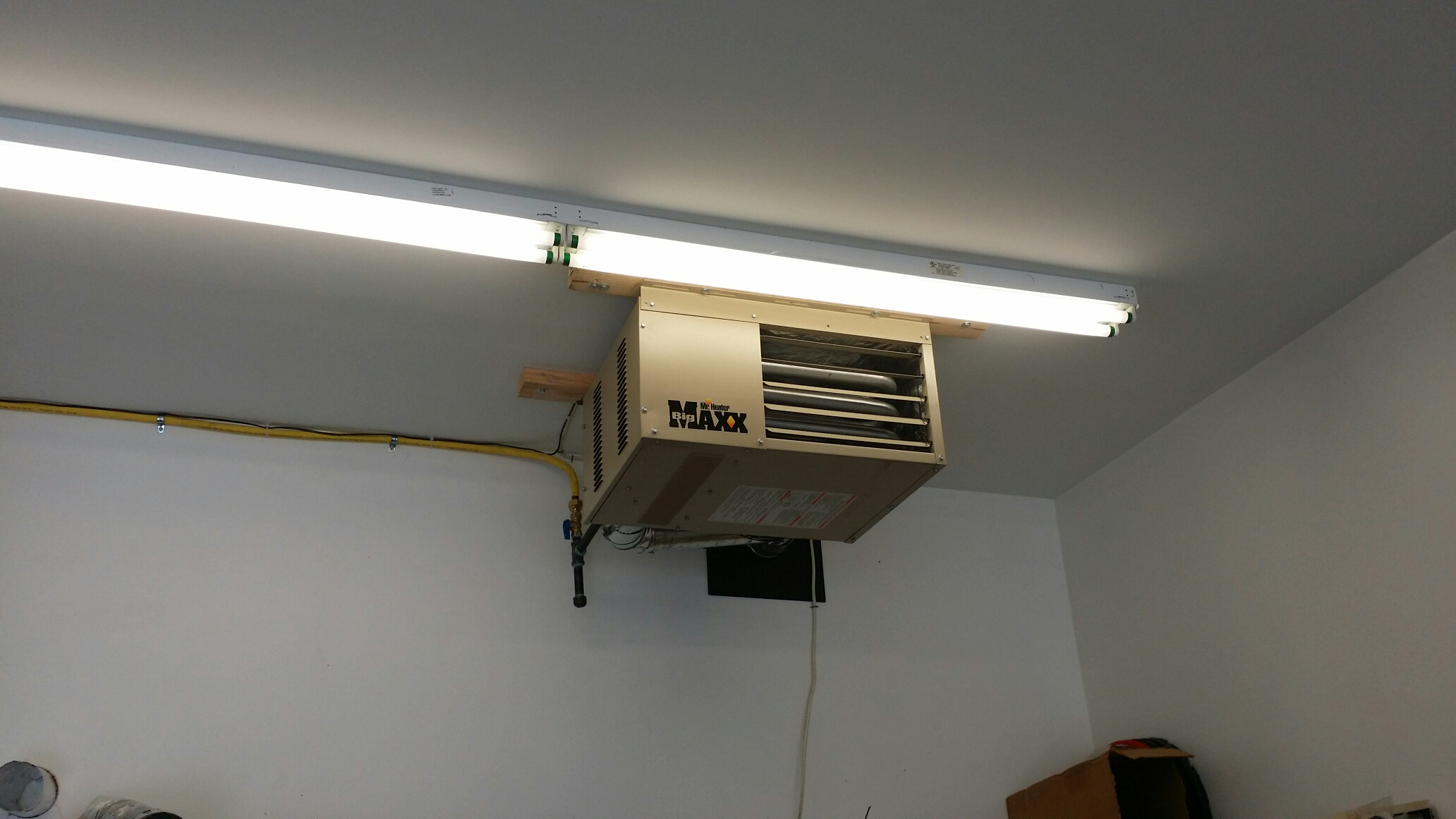 Furnace repair and air conditioner repair in barnegat twp nj for How much to install a garage heater