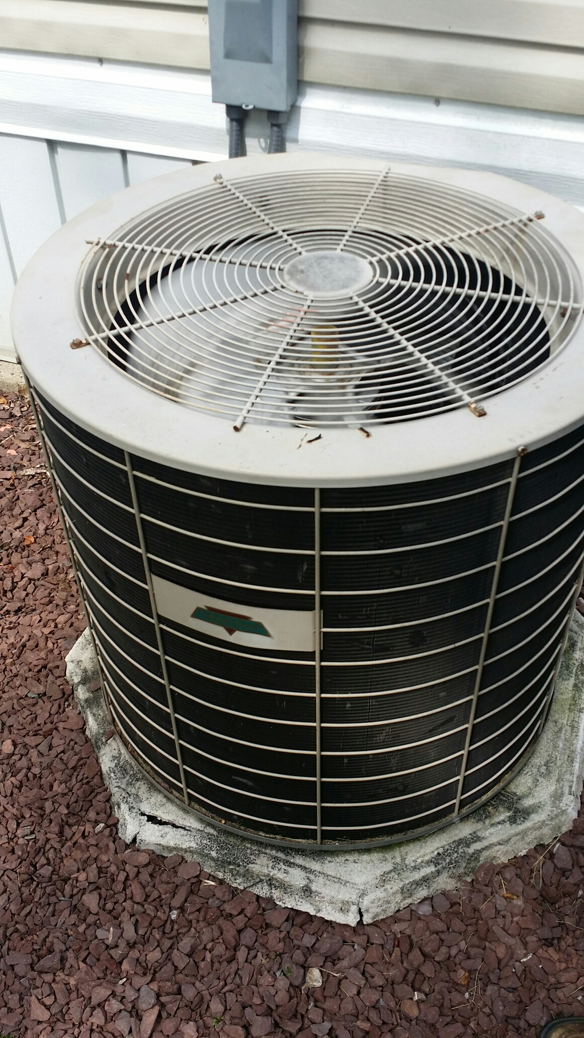Freehold, NJ - Repair Coleman mobile home air conditioner