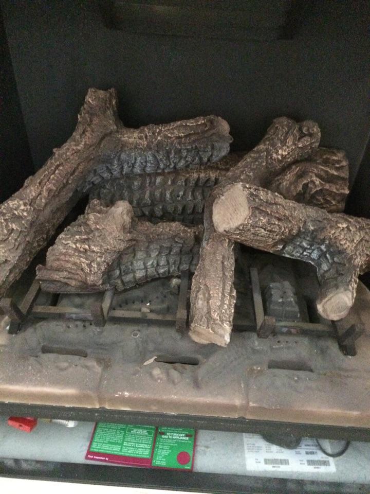 Mason, OH - Servicing a gas fireplace insert