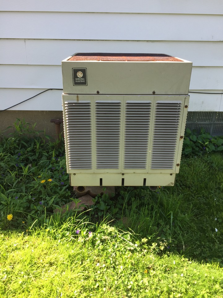 Hamilton, OH - Replacing central air conditioning