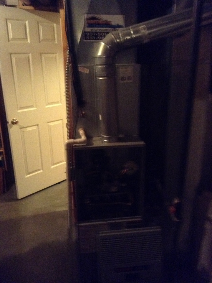 Centerville, OH - Furnace and fireplace service