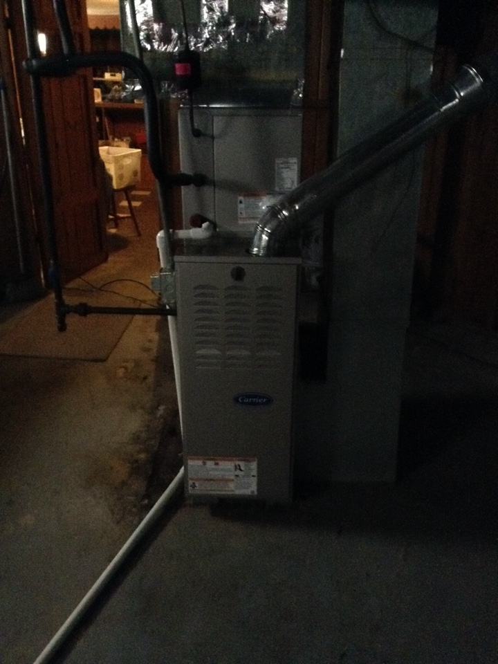 Springfield, OH - Installing new furnace and A/C