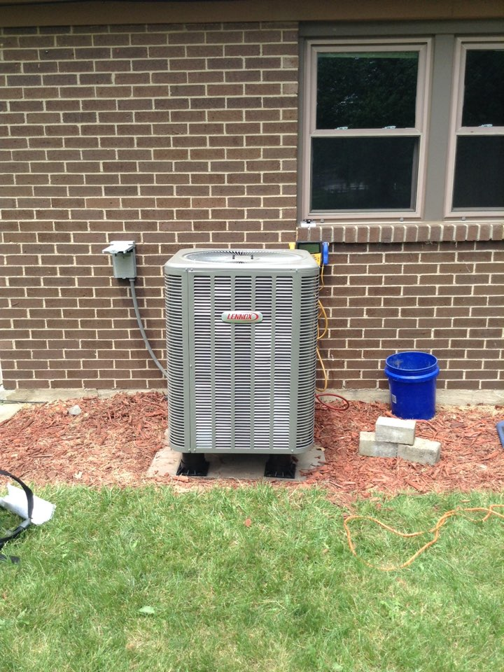 Centerville, OH - Installing new heat pump and air handler