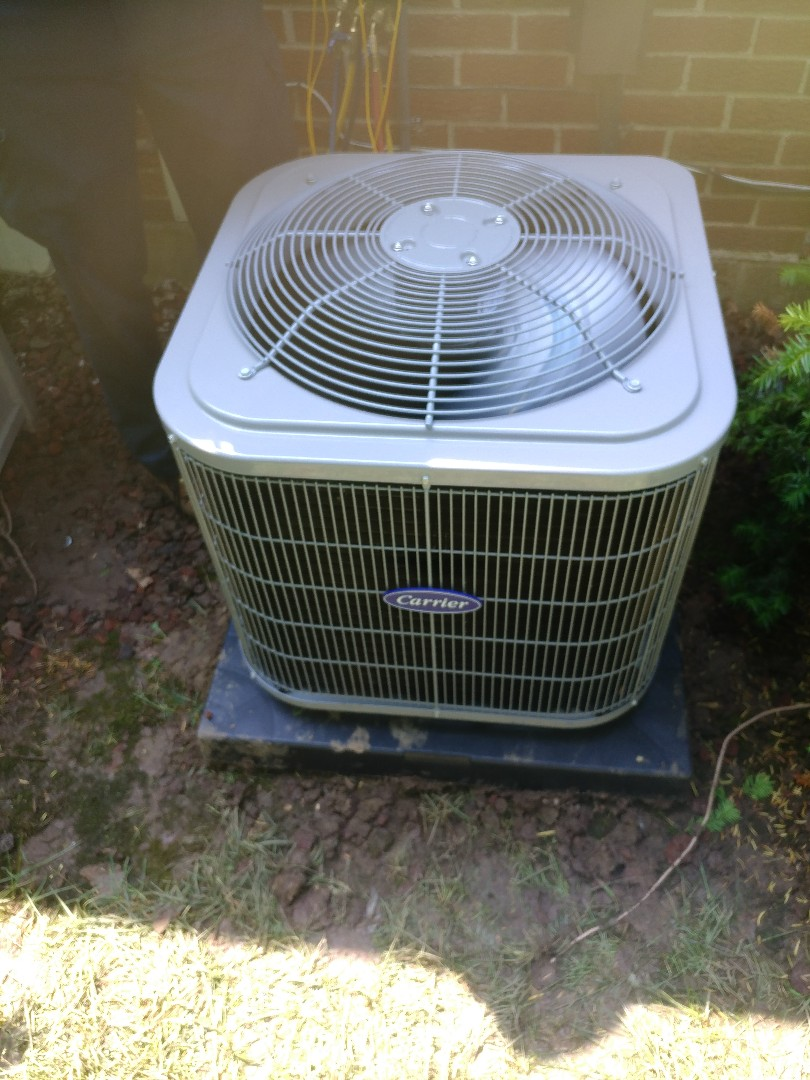 Dayton, OH - Install? 14 seer carrier air conditioner
