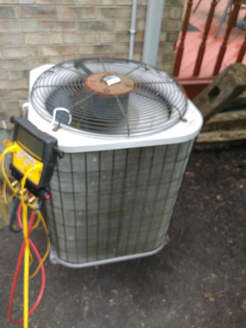 Hamilton, OH - Install new compressor
