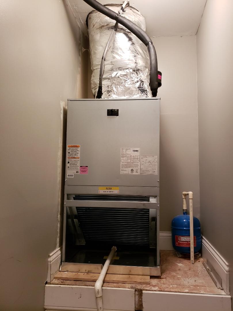 Athens, AL - Athens al, installing new ac unit