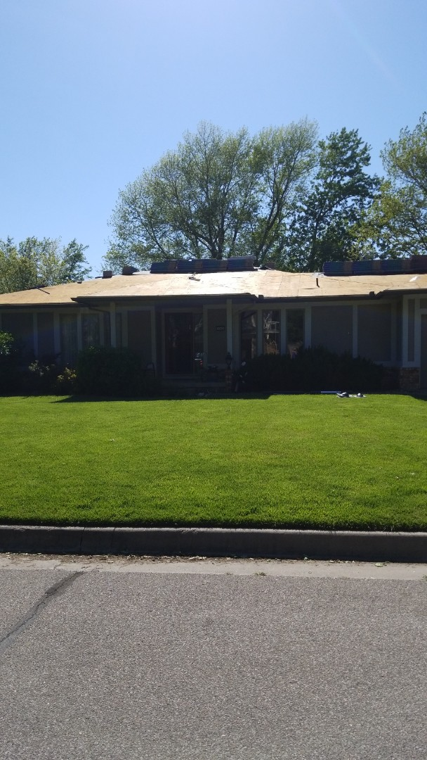 Wichita, KS - Residential roofing at its  Finest