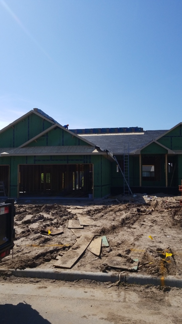 Wichita, KS - New construction roofing  At its finest
