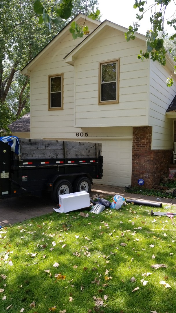 Wichita, KS - Roofing residential property