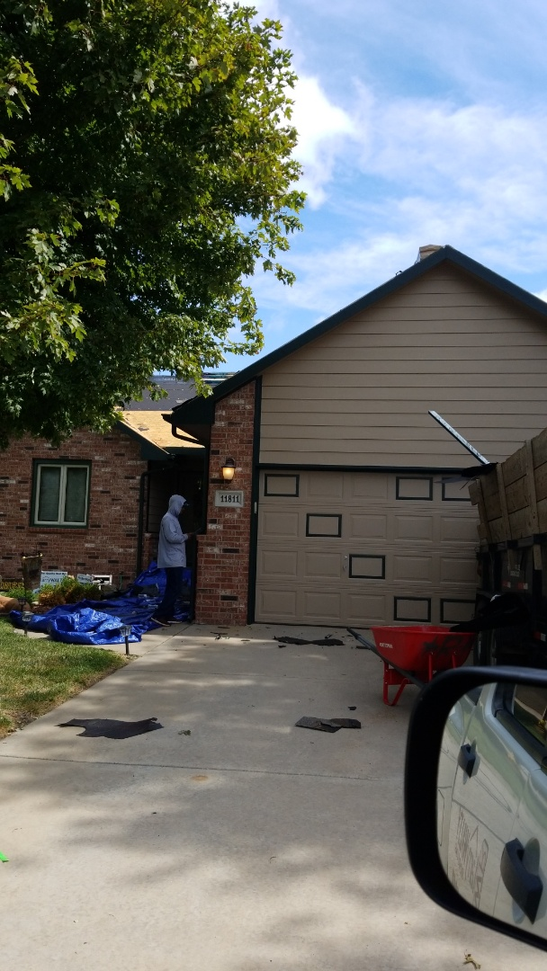 Wichita, KS - Roofing residential property and construction