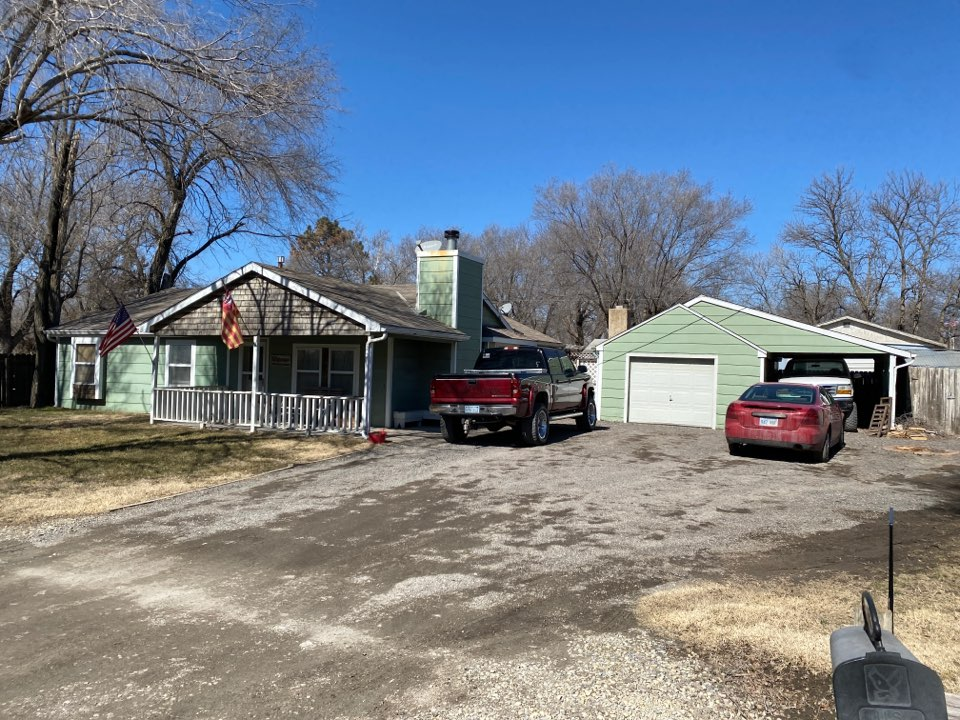 Andover, KS - Roof inspection for leaking roof. Andover KS