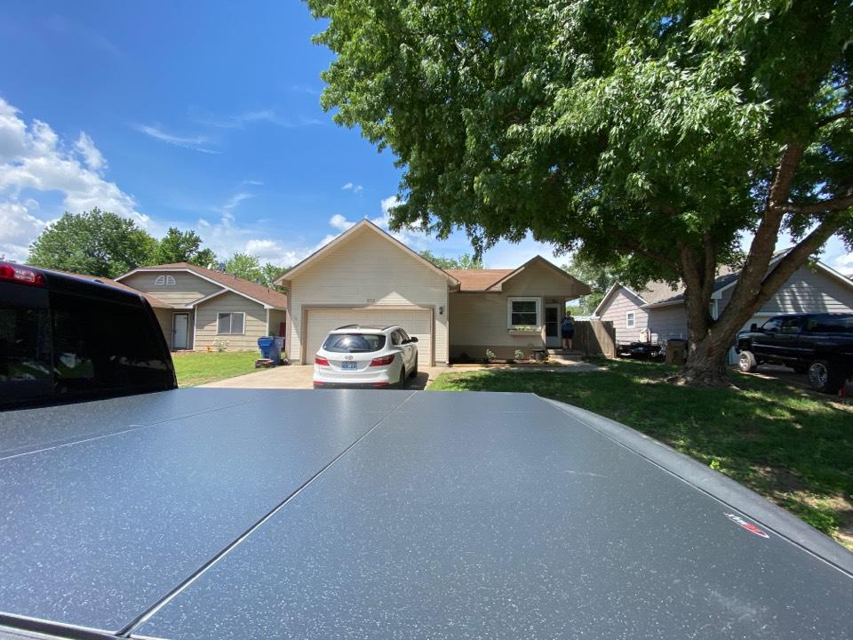 Wichita, KS - Roof, siding, fascia replacement south city Wichita
