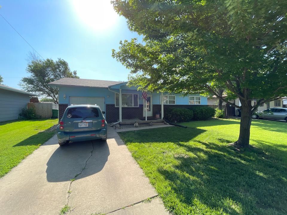 Wichita, KS - 3-tab roof replacement estimate
