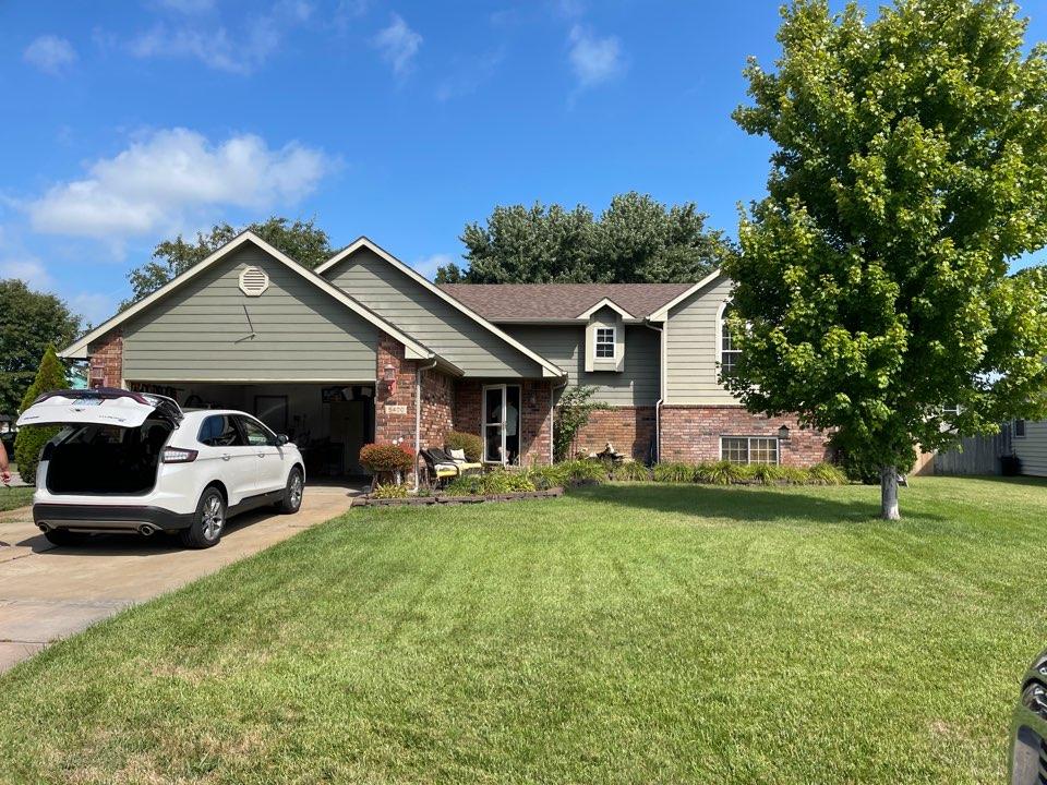 Wichita, KS - James hardie lap siding inspection/estimate