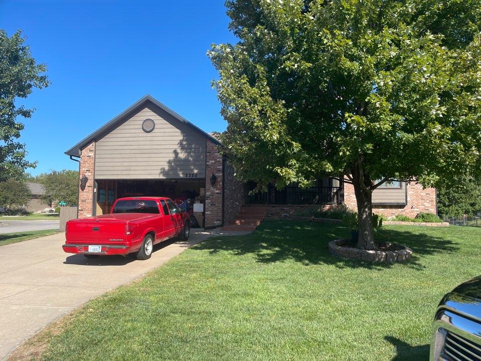 Wichita, KS - Roof inspection for realtor.