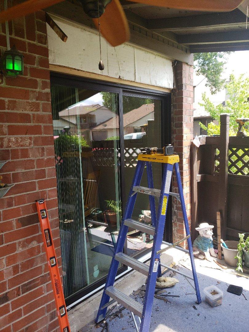 Tulsa, OK - New doors trim and paint. Free estimates