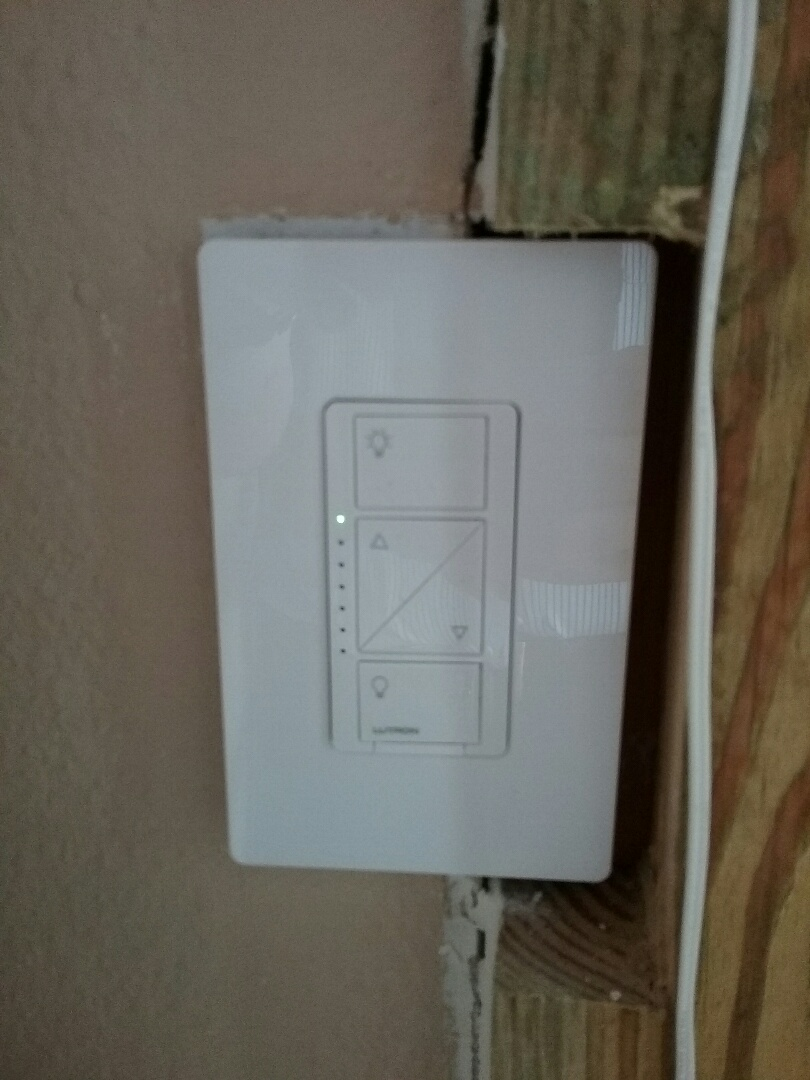 North Port, FL - Install Pico switch for coach light