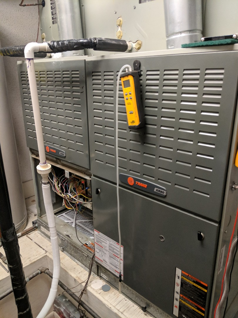 Flint, TX - Working on heating maintenances