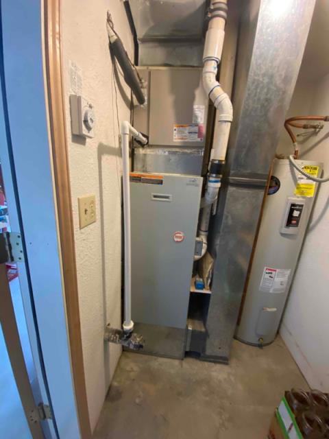 Colville, WA - Replaced non working Evap Coil