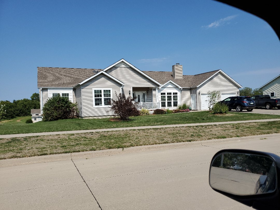 Brooklyn, IA - House we done about 10 years ago