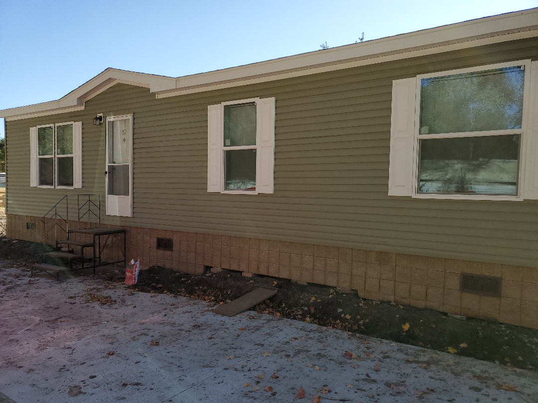 Des Moines, IA - Getting close, utilities are on, ready for interior finish
