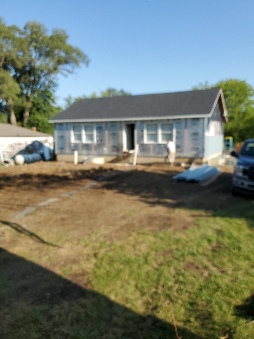 Rose Hill, IA - Refurbished modular home will be finished soon