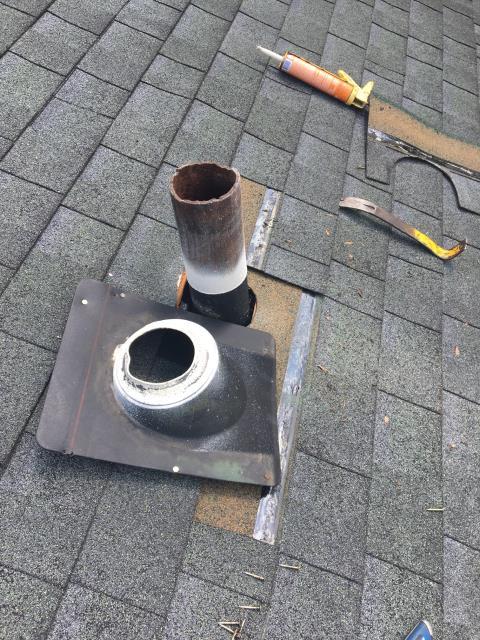 Lexington, KY - Roof repair in Lexington Kentucky