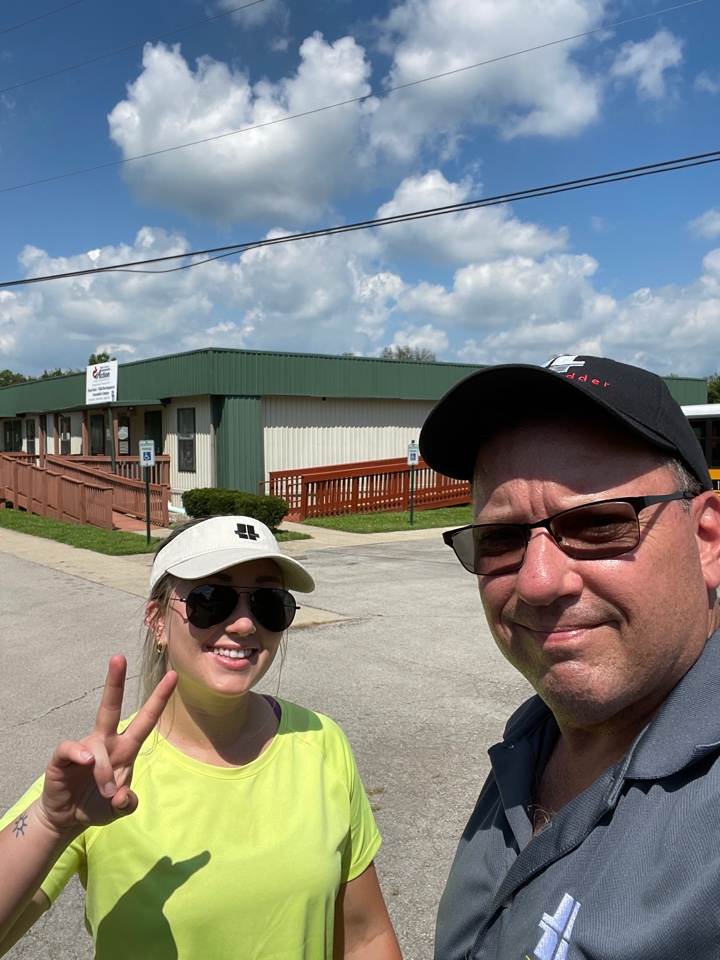Wilmore, KY - Do you need commercial roof inspection and Jasmine county Kentucky? Jacobs ladder Roofing and Restoration Duro-Last Commercial roof estimate coming up.