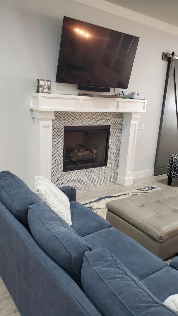Oklahoma City, OK - Gas fireplace repair service
