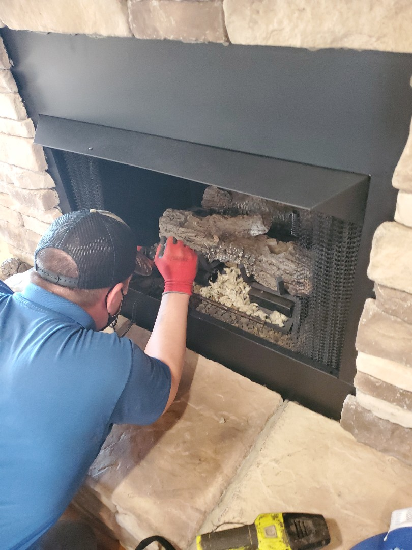 Luther, OK - Gas valve replacement