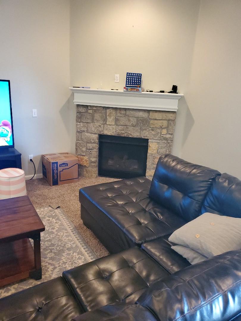 Edmond, OK - Gas fireplace repair