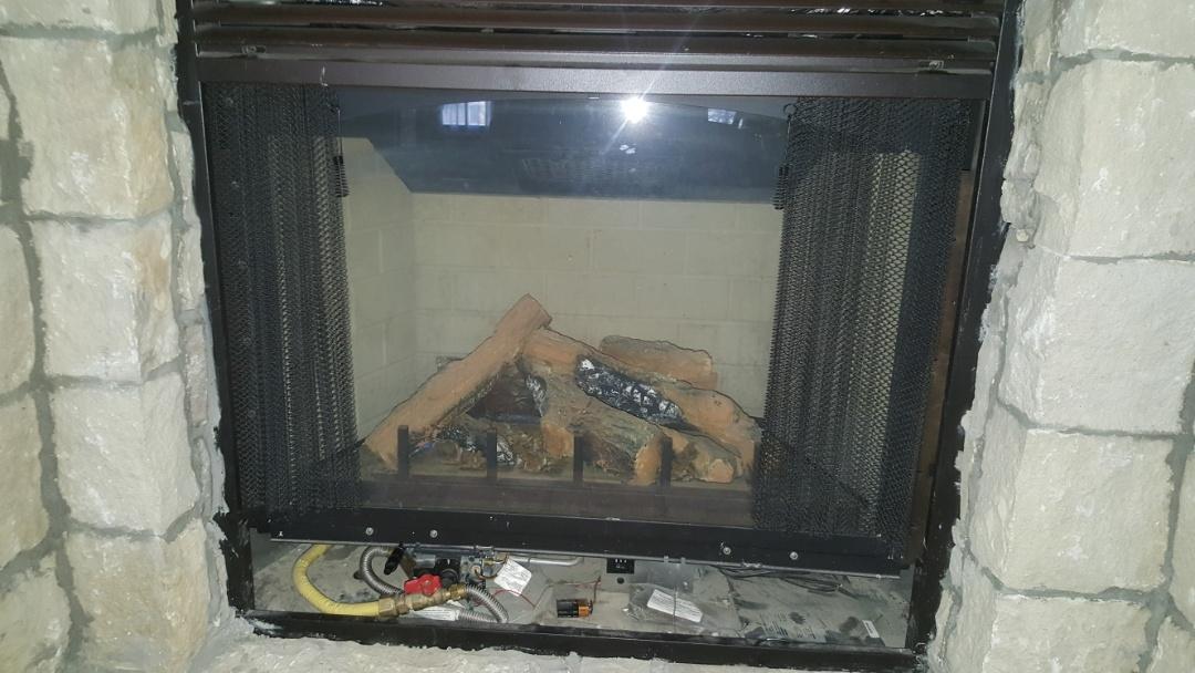 Edmond, OK - desa fireplace model number vtc36nb needs pilot assembly 108084-02 replaced due to low dc milivolt voltage