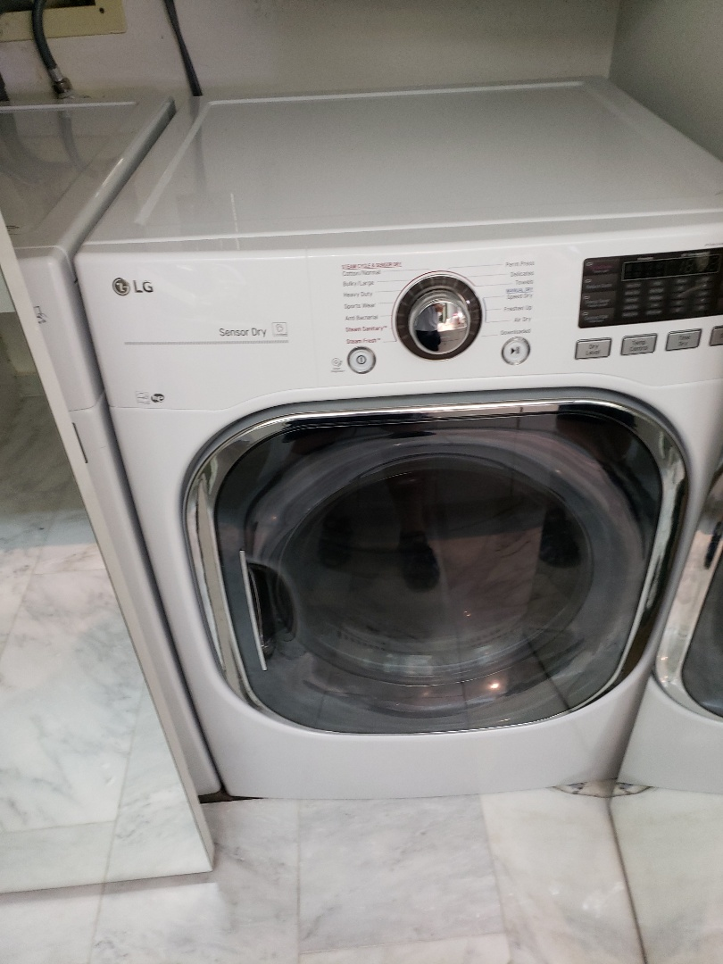 Dryer not drying properly