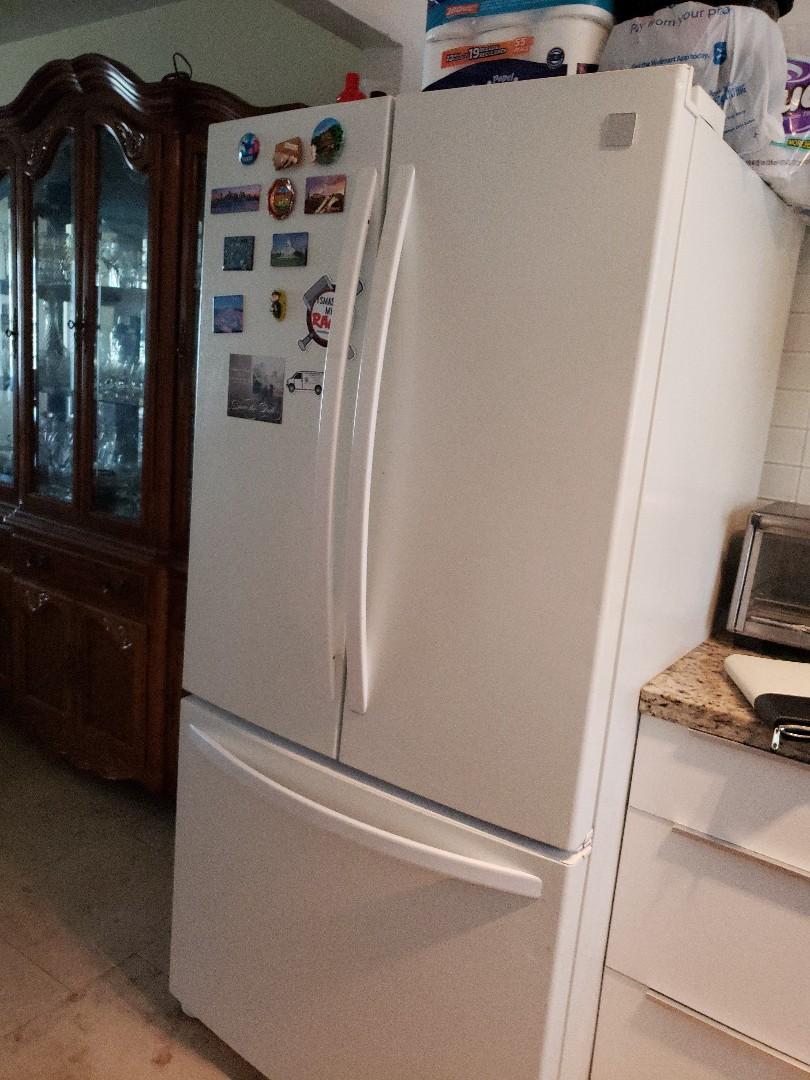 Refrigerator not working properly