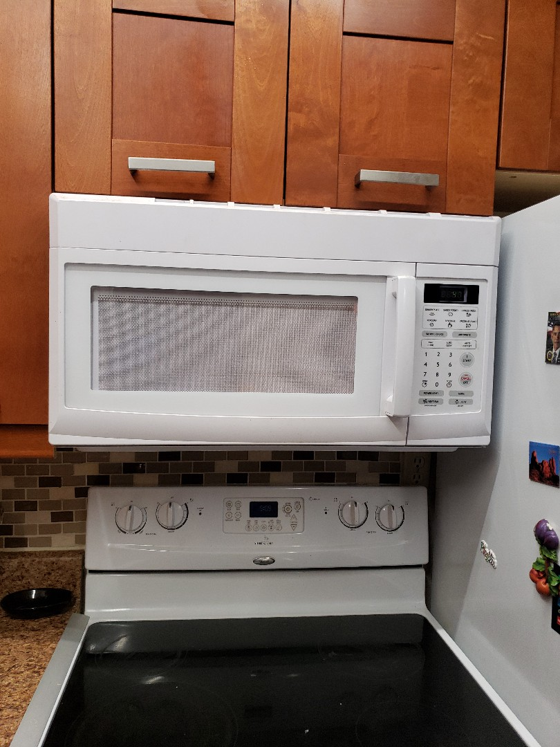 MICROWAVE NOT WORKING AT ALL