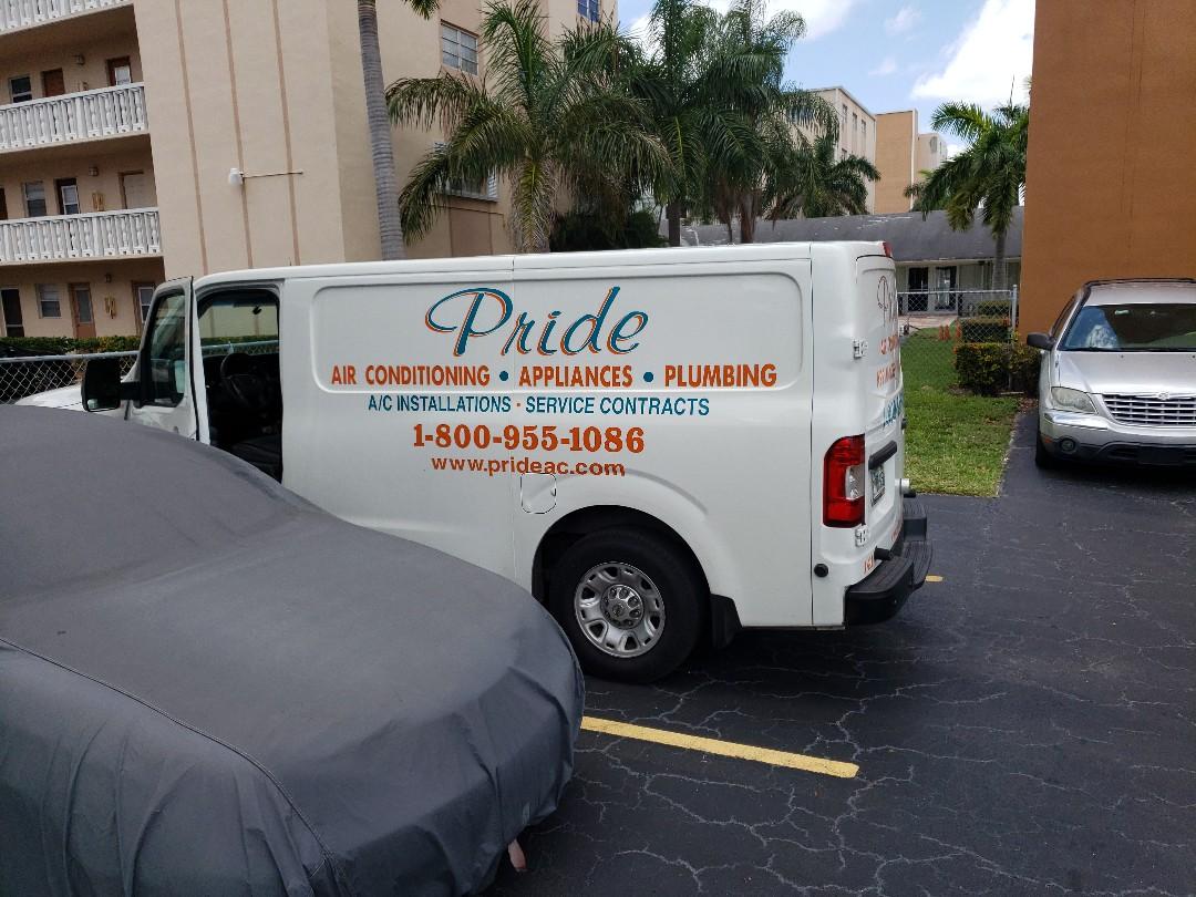 Hallandale Beach, FL - Guest bath lav angle stop leaking