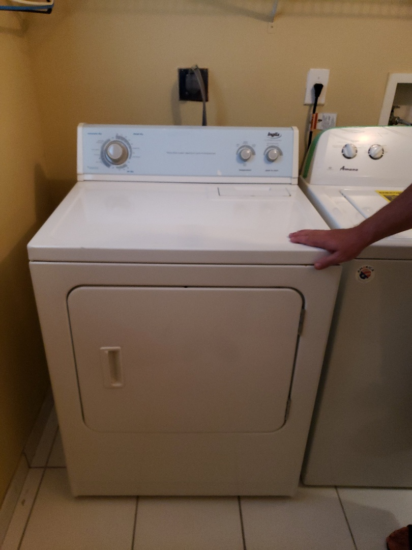 Dryer not heating correctly