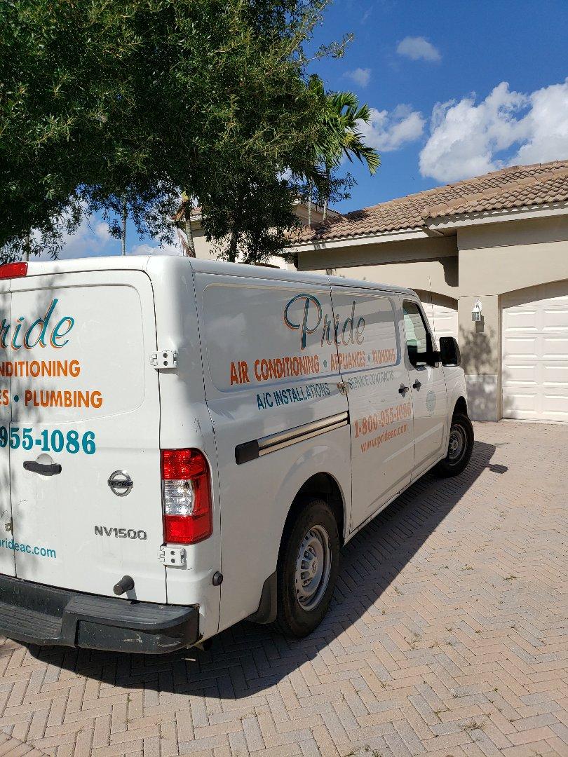 Davie, FL - Installed  customer provided Moen kitchen faucet cartridge